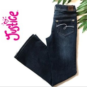 Justice Girls Flare Jeans